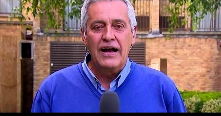A TV Globo demitiu o jornalista Mauro Naves após 31 anos de trabalho