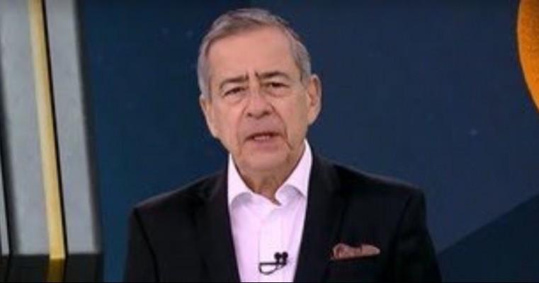 Jornalista Paulo Henrique Amorim morre aos 76 anos vítima de infarto