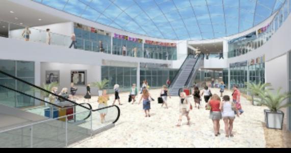 Com 80% das lojas vendidas, empresário anuncia data da inauguração do Shopping Serra Talhada