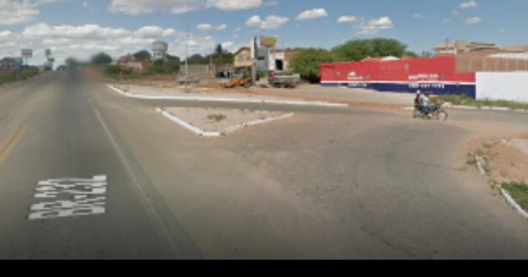Salgueiro – Mulher morre atropelada ao tentar atravessar a BR 232 no bairro do Planalto