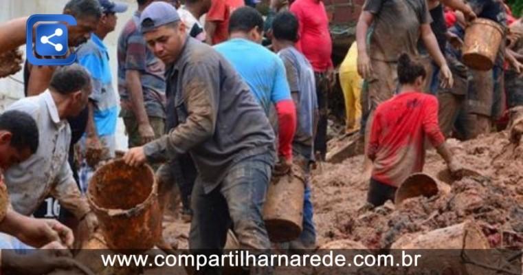 Morador se nega a deixar área de risco em Abreu e Lima