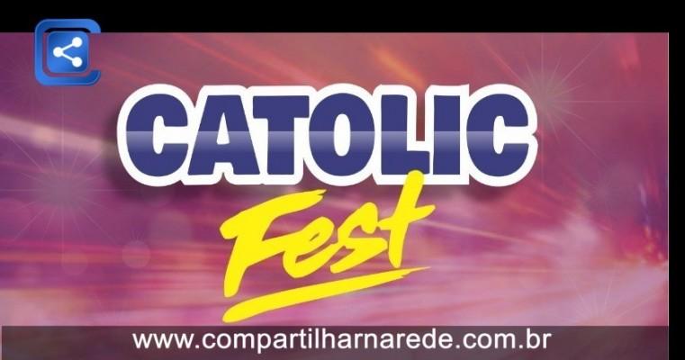 3ᵒ Catolic Fest acontecerá em Salgueiro com show de Eliana Ribeiro e outras atrações