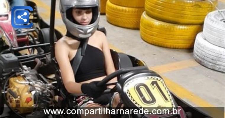 Jovem de 19 anos é escalpelada por kart no Recife
