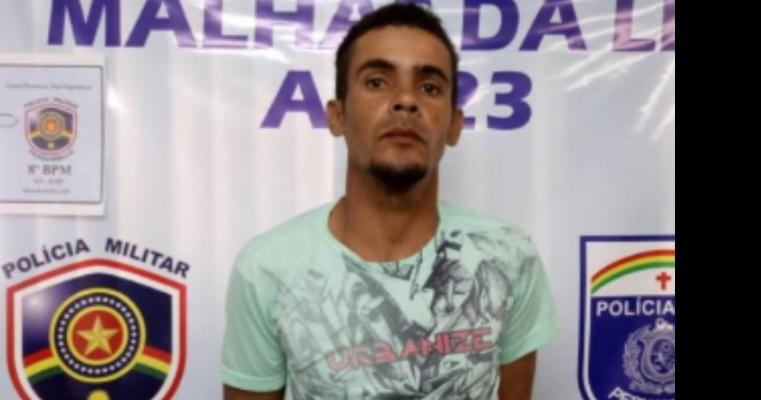 Salgueiro/PE – Malhas da Lei prende condenado por assalto na Vila dos Funcionários