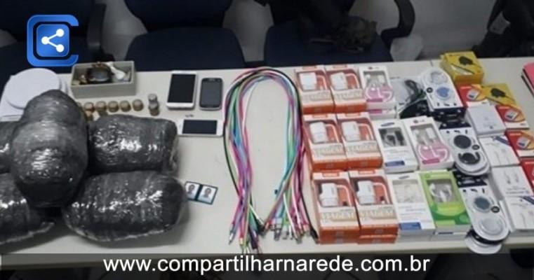 Polícia Militar apreende 5 kg de maconha dentro de residência em PE