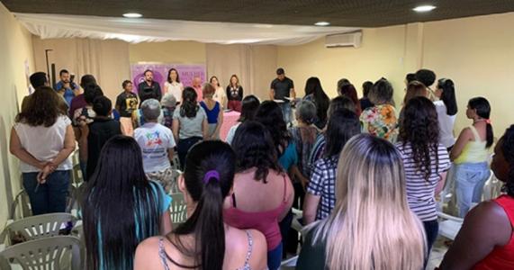 Prefeitura promove a III Conferência Municipal de Políticas Públicas para as Mulheres de Salgueiro