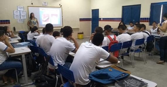 Salgueiro PE: Mais Saúde: Prefeitura Municipal realiza atividades do Programa Saúde nas Escolas