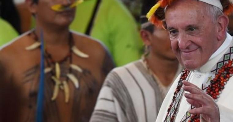Papa mobiliza Igreja para salvar Amazônia da devastação e da pobreza