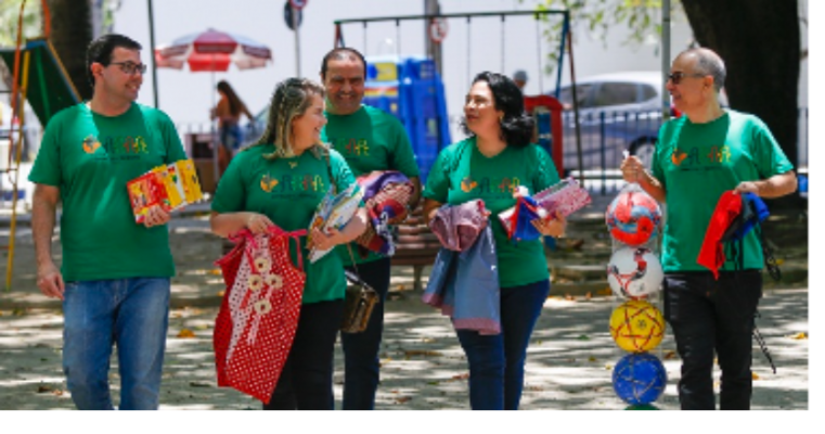Grupo Amigos no Sertão leva ações sociais à Conceição das Crioulas, zona rural de Salgueiro