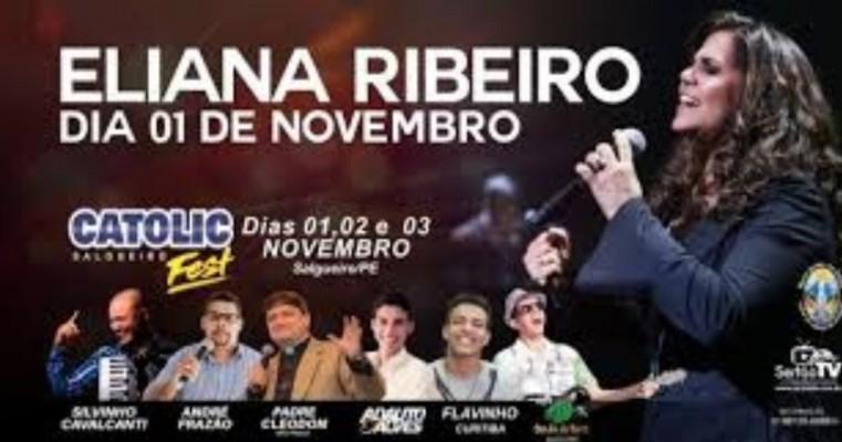 Batista Lima convida você para o Catolic Fest dia 01 de Novembro em Salgueiro
