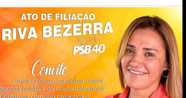 ATO  DE  FILIAÇÃO DE RIVA BEZERRA