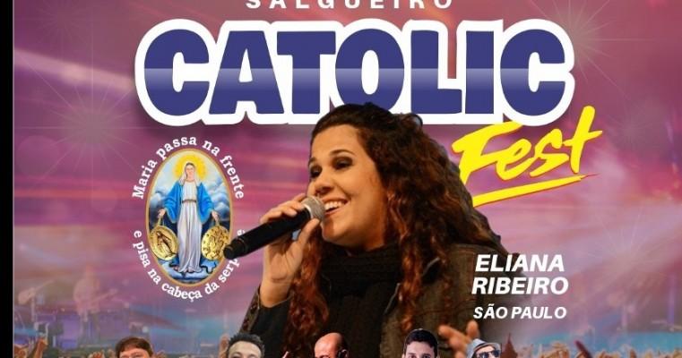 Da Terra Santa Jocélio DDD faz convite para o Catolic Fest em Salgueiro-PE
