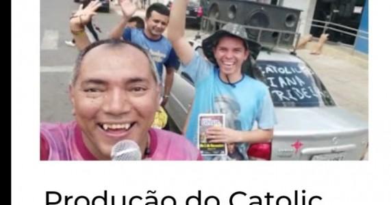 Produção do Catolic Fest realizou blitz em Salgueiro