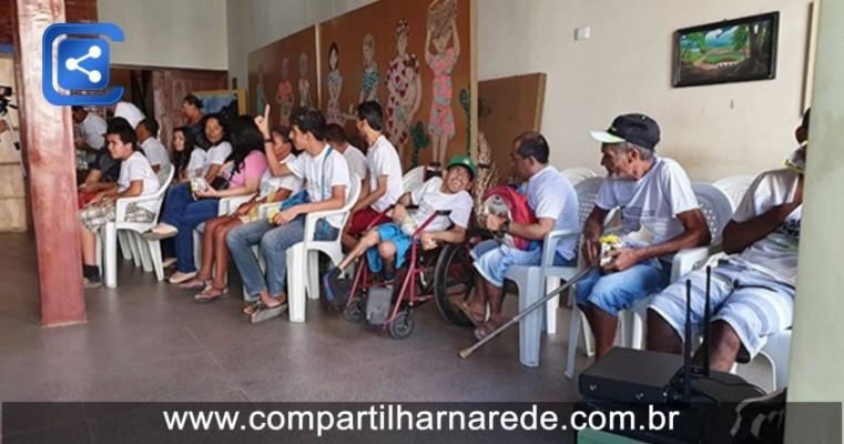 Salgueiro - PE: Diversos eventos marcam Semana Nacional da Pessoa com Deficiência Intelectual e Múltipla