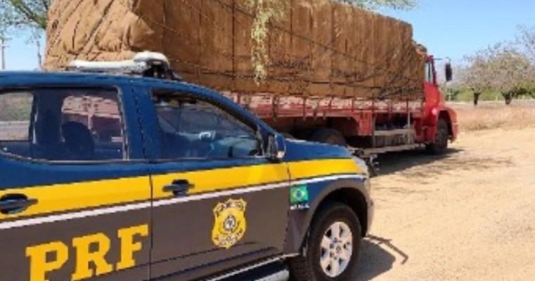 Motorista é flagrado desrespeitando a Lei do Descanso em Serra Talhada