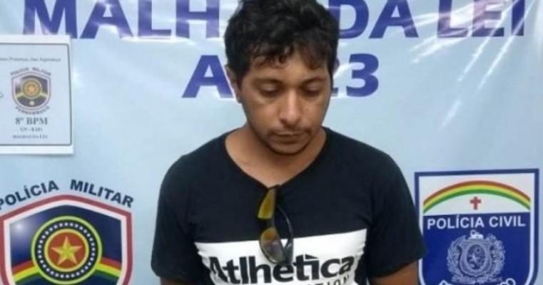 """Ex-cantor """"Paulinho Brito"""" é preso mais uma vez em Salgueiro, no Sertão de PE*"""