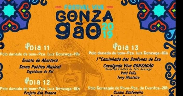 FESTIVAL VIVA GONZAGÃO.