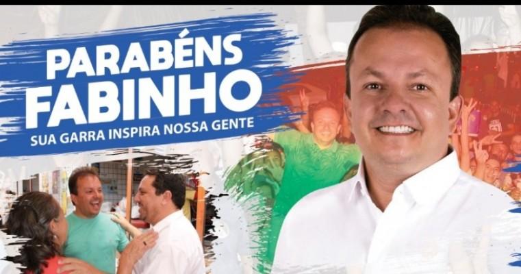 Fabinho Barros recebe homenagens de amigos, servidores públicos e familiares pelo seu aniversário