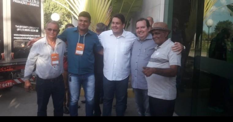"""Rogério Leão: """"Por gratidão e lealdade a Sebastião Oliveira, vou para o Avante"""""""