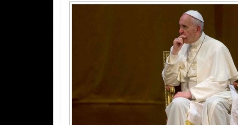 Papa pede que famílias recolham celulares e conversem nas refeições