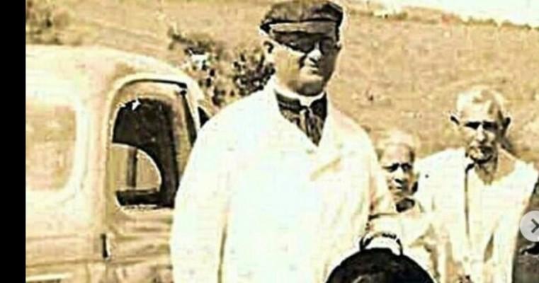 Monsenhor Ambrosino Leite: Nasceu em 07/12/1883 em Salgueiro, filho