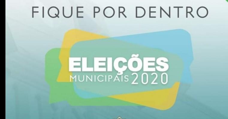 Campanha Eleições Municipais 2020