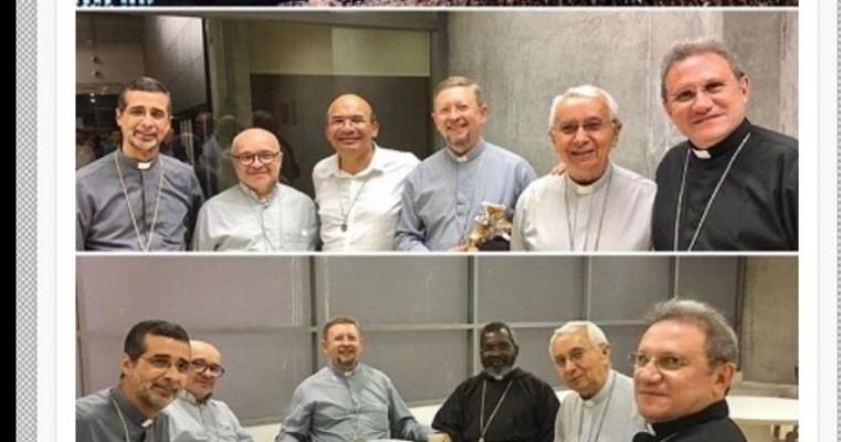 Bispo da Diocese Salgueiro participa da celebração pelos 30 anos da Comunidade Obra de Maria