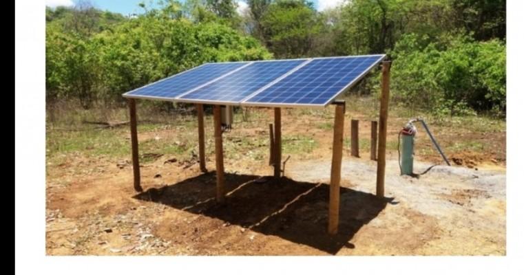 Bruno Marreca diz ter conseguido mais 10 poços artesianos com tecnologia solar
