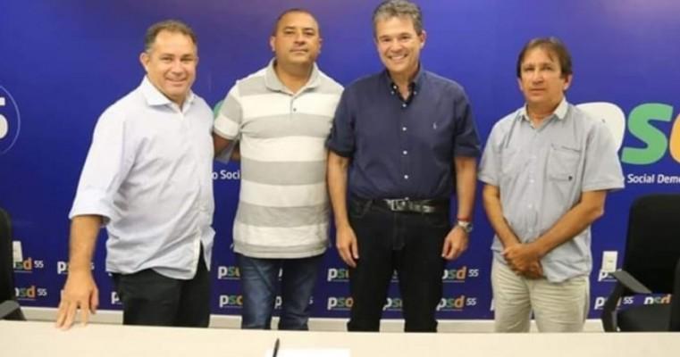 Verdejante: Wilson Pizzas se filia ao PSD e é pré-candidato a prefeito no pleito de 2020