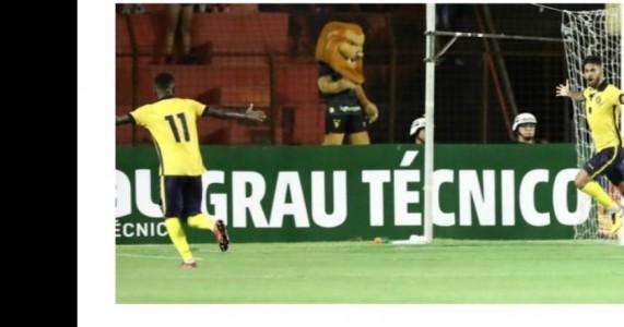 Retrô vence Decisão, ultrapassa Salgueiro e Sport e assume a quarta colocação