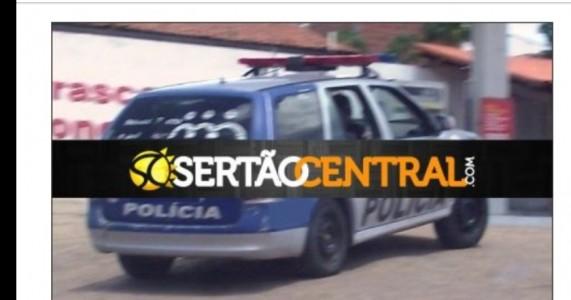 Salgueiro – Homem é detido após invadir casa da ex-namorada no bairro da Granja