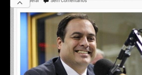 O Governo do Estado de Pernambuco não gosta Salgueiro, afirma pré-candidato a prefeito do município