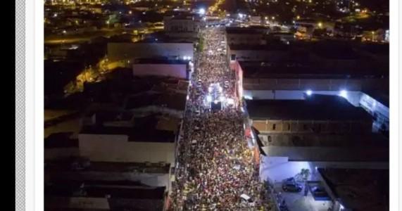 Salgueiro se consolidou em 2020 como um dos maiores polos carnavalescos do Sertão