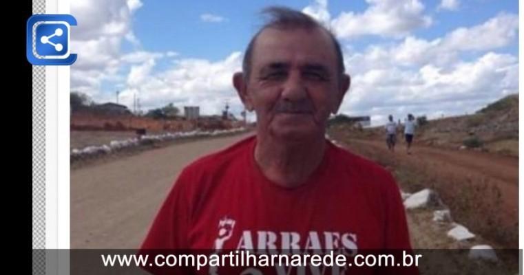 Morre Antônio Nelson, agricultor que disputou eleições de deputado, prefeito e vereador em Salgueiro