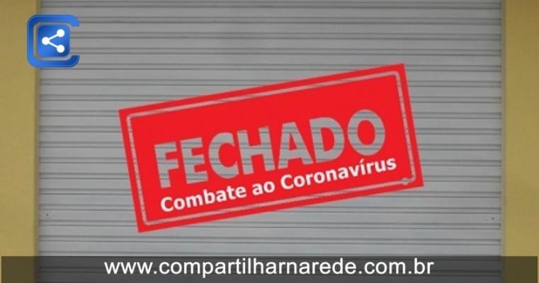 Governador Paulo Câmara prorroga fechamento do comércio até 31 de maio