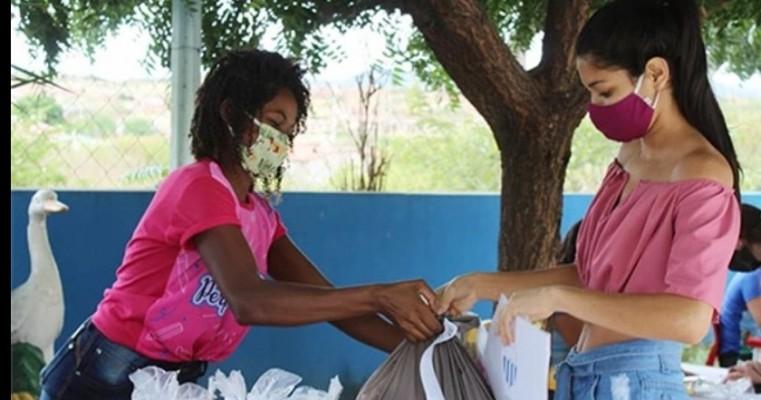Salgueiro: Prefeitura inicia entrega de Kits Higiene e Merenda nas escolas municipais