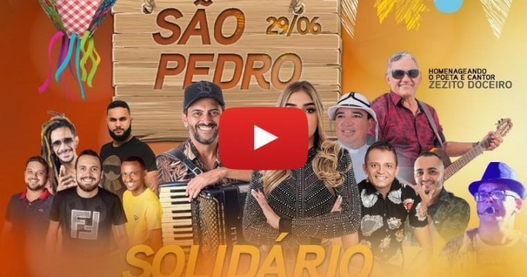 Quem disse que Salgueiro não terá são Pedro solidário dos amigos