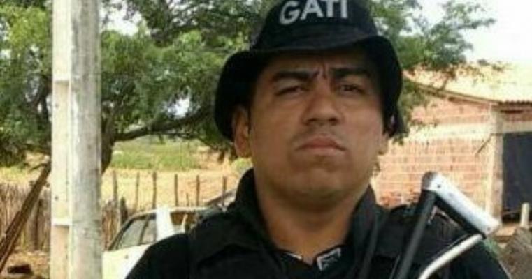 Policial do GATI 8ºBPM morre em acidente de carro na BR 116