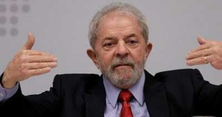 Lula na lista negra da Receita Federal