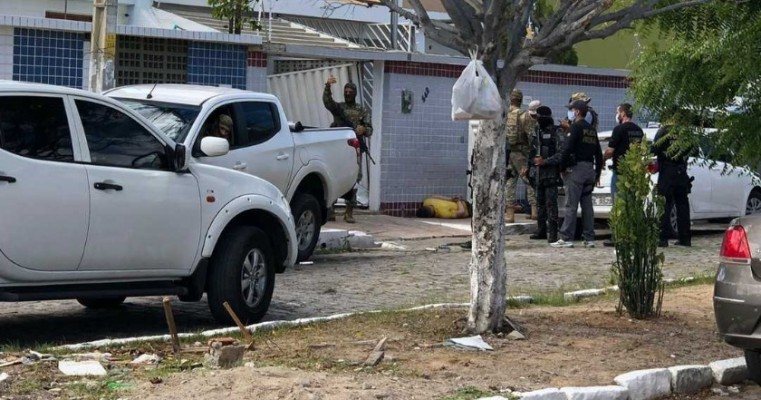 Petrolina-PE 'Operação Capitá' prende integrantes de quadrilha de assalto a banco e carro-forte