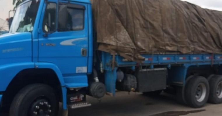 Salgueiro-PE homens são preso com carga roubada avaliada em mais de 1 milhão de reais
