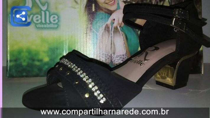 Sandália Ravelle em Cedro, PE - Loja A Miscelânia