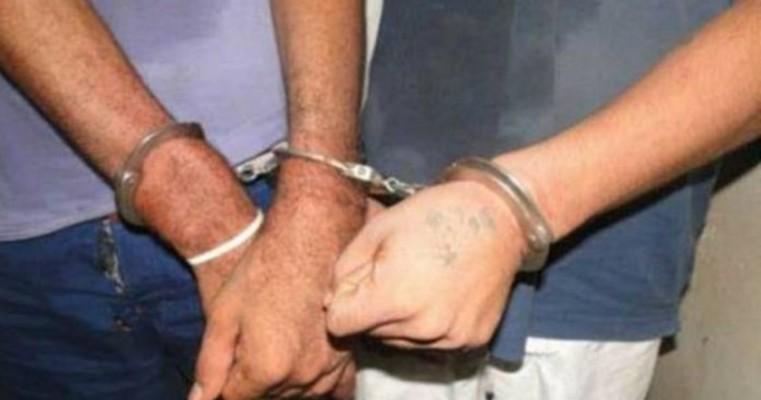 Ibimirim-PE dois homens são presos em Flagrante com mais de (20) kg de maconha