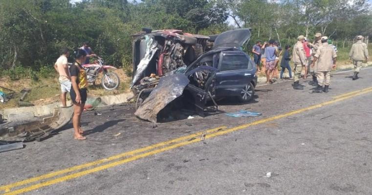 Homem de 27 anos morre em acidente em Buíque no agreste de Pernambuco