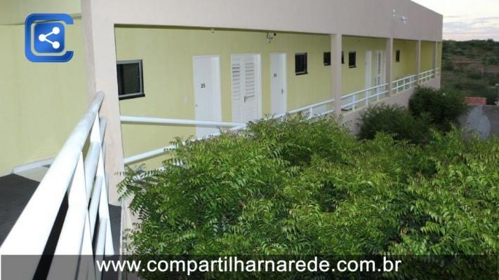 Dormir em Salgueiro, PE - Hotel Portal da Serra