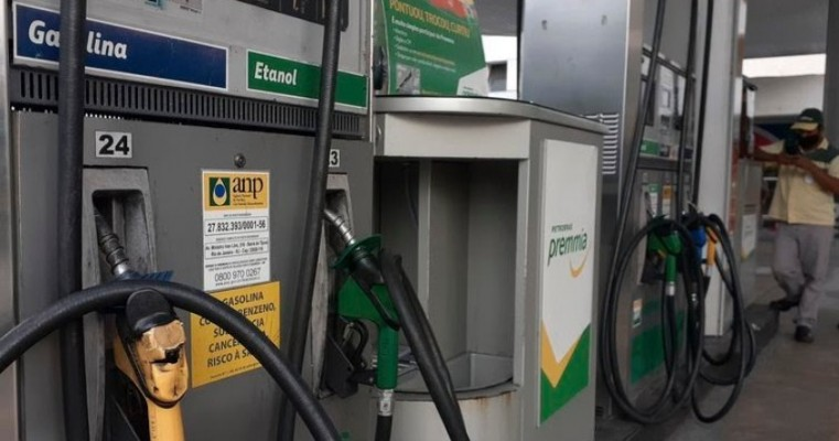 Petrobras reduz preços de gasolina e diesel a partir de amanhã