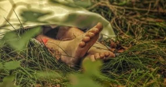 Parnamirim-PE um cadáver localizado em avançado estado de decomposição na zona rural