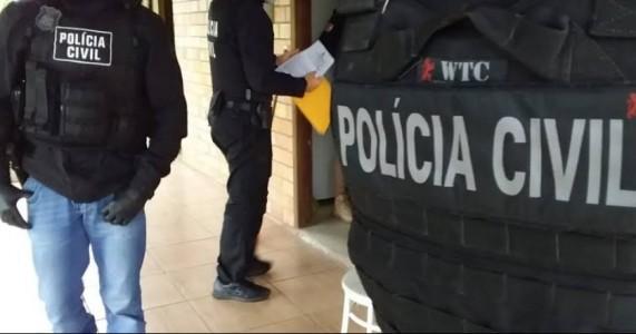 Salgueiro-PE Equipe malhas da lei prendem adolescente por tentativa de homicídio