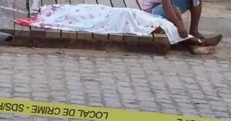 Salgueiro-PE homem é morto a pedradas as margens do açude-velho