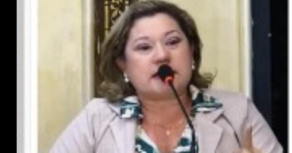 Vereadora salgueirense Eliane Alves é internada na UTI do Pronto Socorro com Covid-19